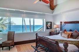 Master bedroom #1 - ocean view, king bed