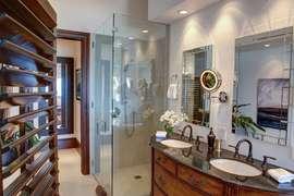 Master bathroom #1 - dual vanity