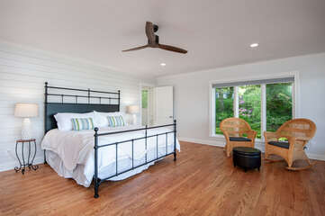 First Floor King Master Suite w/Lake Views