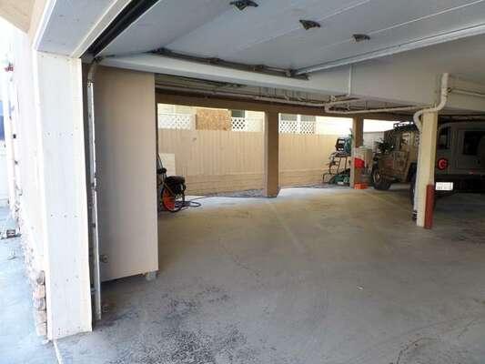 2 Garage Parking Spaces