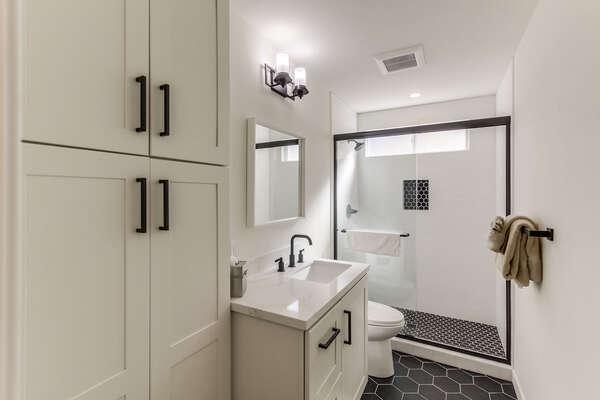 Full Bath - Lower Level