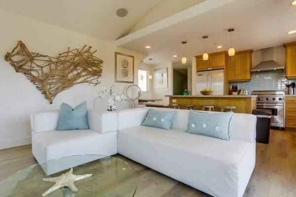 Living Room, Third Floor