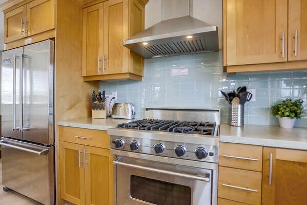 Kitchen, Third Floor