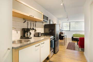 Studios On 25th by BCA Furnished Apartments Studio 16 D