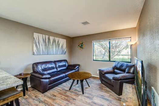 Casita Living Room with 55