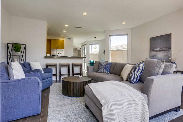 Living Room - First Floor