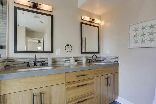 Master Bath - Second Floor