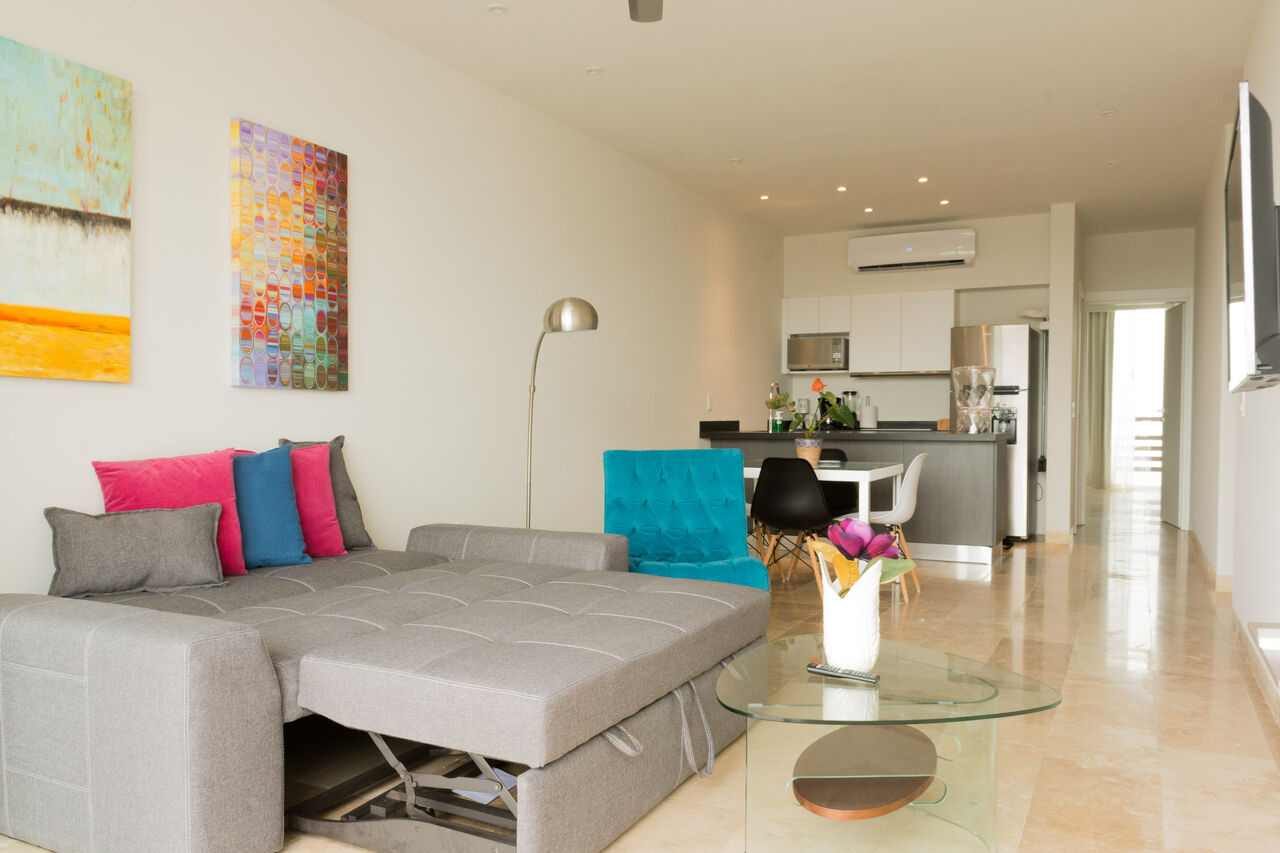 Apartment Tropic 203        Bright One-Bedroom        Visit the Beach and Cenotes photo 16934258