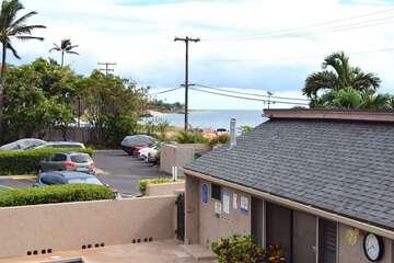 Ocean/beach right across the street