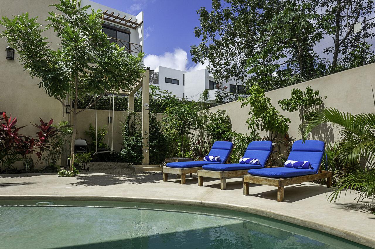 Apartment Casa Nova     Spacious 3BD Villa Tulum     Private pool photo 26860756