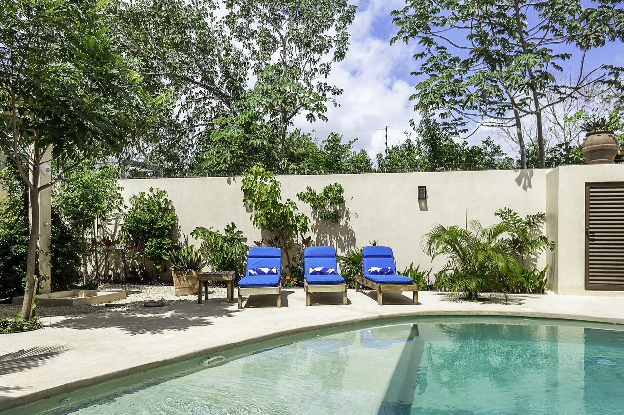 Apartment Casa Nova     Spacious 3BD Villa Tulum     Private pool photo 26860760