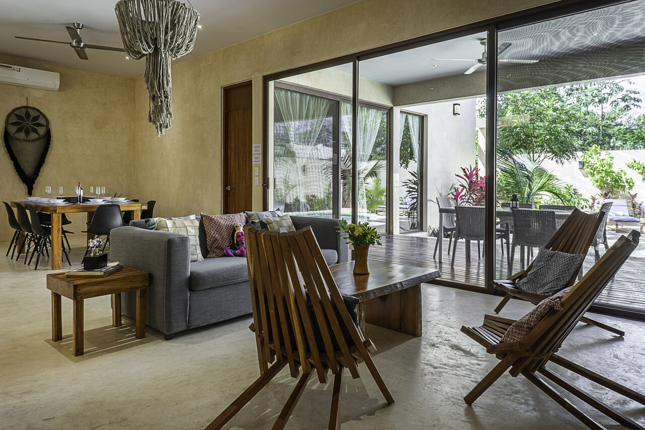 Apartment Casa Nova     Spacious 3BD Villa Tulum     Private pool photo 26860781