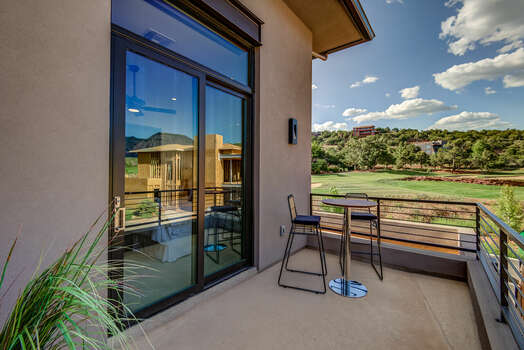with Golf Course and Mountain Views