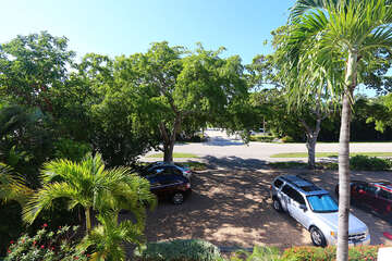 View From Guest Bedroom