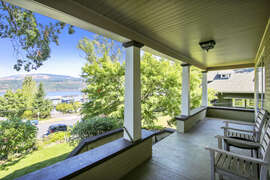 Porch with a view - Luxury Home