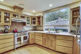 Kitchen - Gourmet Appliances