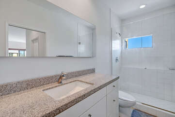 Large Bathroom with Plenty of Counter Space