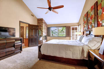 Master Bedroom from Entrance