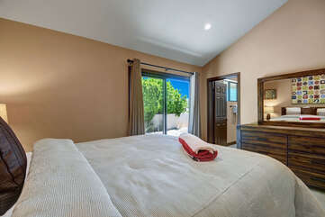 Fourth Bedroom Entry