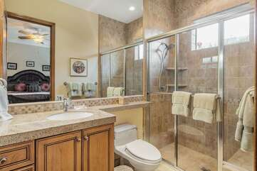 Guest Bathroom Three Ensuite