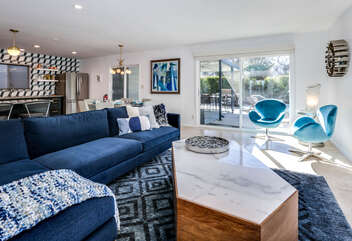 Fun and Bright Living Space