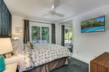 Full View of Guest Bedroom One