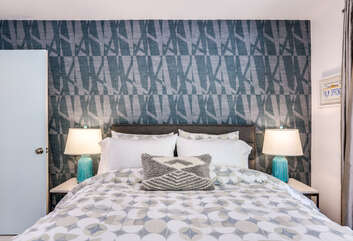 Fabulous Guest Bedroom One