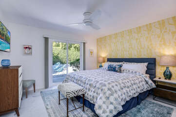 Full View of Guest Bedroom Two