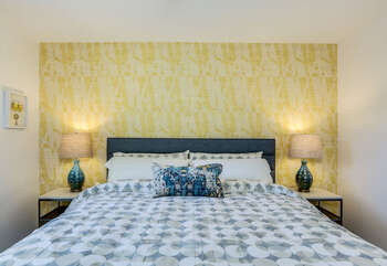 Colorful Guest Bedroom Two