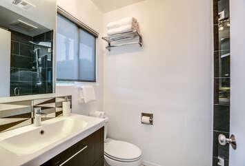 Ensuite Master Bathroom with Walk-In Shower