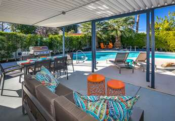 Great Outdoor Entertainment Space