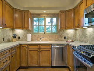 143 Fully Equipped Kitchen