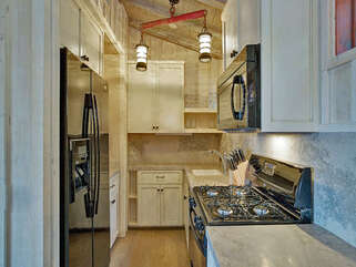 145 Fully Equipped Kitchen