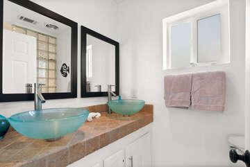 Master Ensuite Bathroom with Walk-In Shower