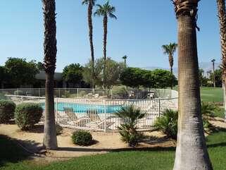 Close to Desert Princess Community Pool