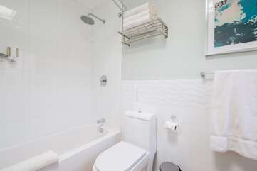 Full Bath with Tub and Shower