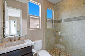 Casita Bathroom with Walk-In Shower