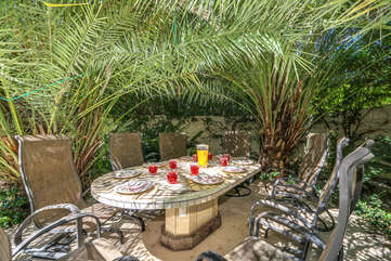 Patio Dining for Everyone