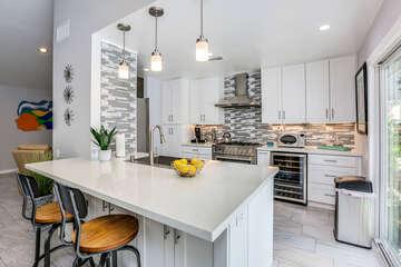 Fully Upgraded Kitchen