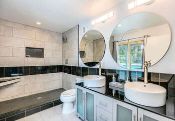 Gorgeous Master Bathroom with Walk-In Shower