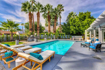 Incredible and Expansive Outdoor Space