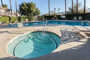 Mesquite Country Club Spa and Pool