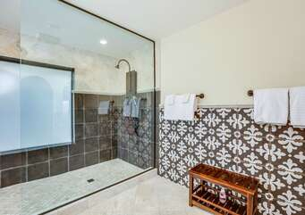 Updated Bathroom with Shower