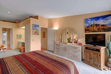 Master Bedroom Furnishings