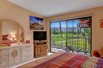 Stunning Mountain Views from Master Suite