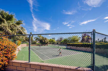 Mesquite Country Club Tennis Courts