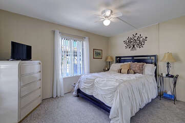 Airy Guest Bedroom