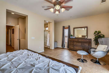 Ample Space and Ensuite Bath