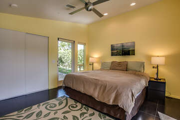 Warm and Inviting Guest Bedroom