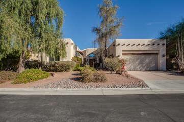 Street View of Palm Desert Santa Fe